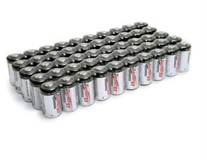 50 Pcs Tenergy Propel CR2 Lithium Battery with PTC Protected