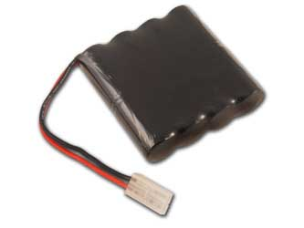 AT: Tenergy 9.6V 4200mAh High Power Side-By-Side NiMH Airsoft Battery Pack w/ Tamiya Connector