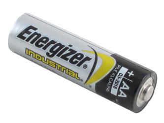 Energizer Industrial AA Size (EN91) Alkaline Battery