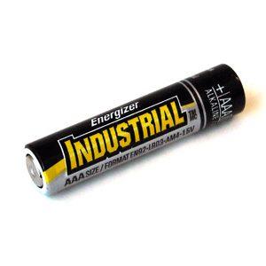 Energizer Industrial AAA Size (EN92) Alkaline Battery