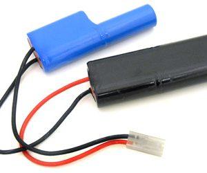 Tenergy 8.4V 2000mAh Nunchuck NiMH Airsoft Battery Packs