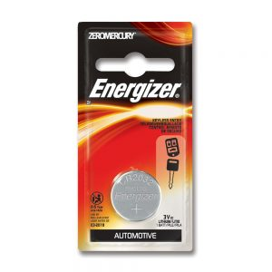(1) Energizer Lithium Battery in Retail Packaging