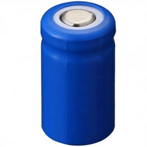 -10180 70mAh 3.7V Unprotected Lithium Ion Button Top Battery