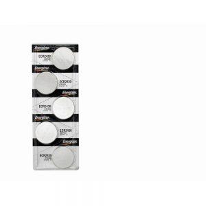 (5) Energizer Lithium Batteries