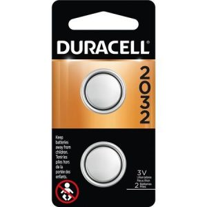 Duracell Coin Cell Lithium 3V Battery - DL2032