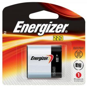 - Eveready 6 Volt Lithium Photo Battery EL223APBP