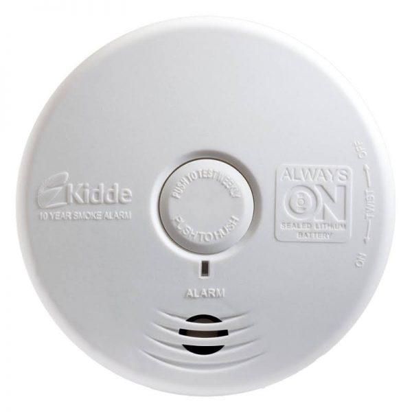 Living Area Smoke Alarm Sealed Lithium Battery Power 21010064