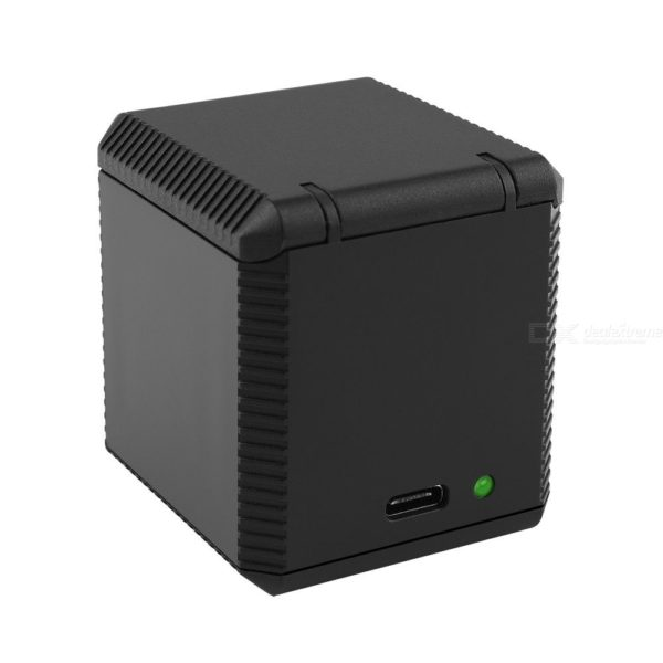 Portable QC Fast 1 for 3 Battery Charger Storage Type Charging Box for Insta360 One X Sports Camera Lithium Battery qiang