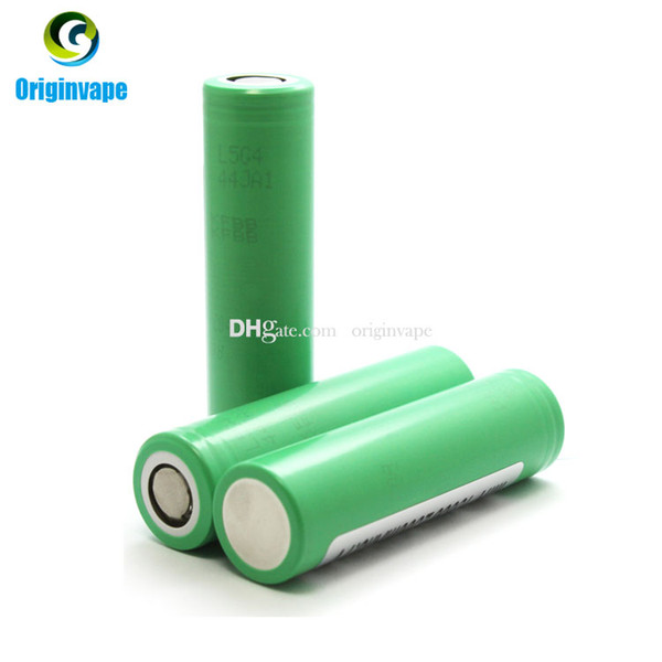 (ten compensation for one fake)original 25r 18650 battery 2500mah 35a lithium rechargeable batteries using samsung cell ship