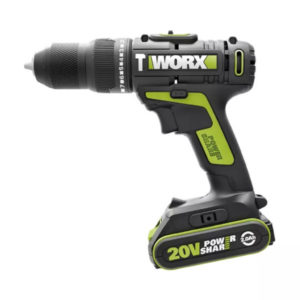 worx professional cordless screwdriver wu179 cordless impact drill 20v lithium battery for new power share battery